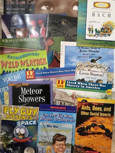 Scholastic Book Clubs are a great way to get cheap or free books for your classroom library.