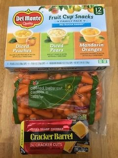 snacks for the new school year