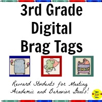 3rd grade digital badging