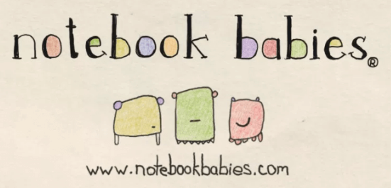 Notebook Babies for digital badging