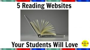 Top 5 Reading Websites Your Students Will Love