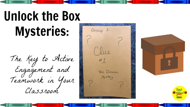 Unlock the Box Mysteries: The Key to Student Engagement