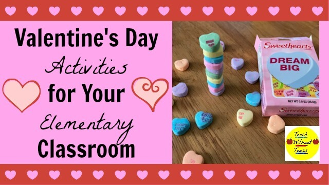Valentine's Day Activities for Your Elementary Classroom