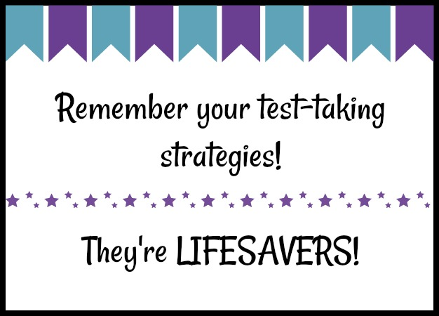 motivational sayings for state testing