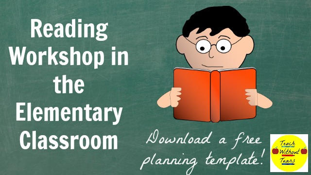 Reading workshop will help your students love reading! Find out how to set it up in your classroom, and download a free planning template.