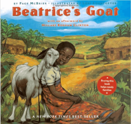 Beatrice's Goat, opinion writing for a cause