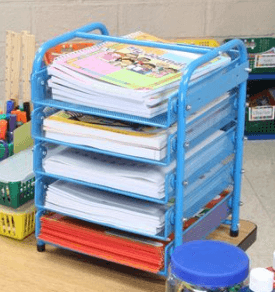 classroom papers organizer for classroom organization