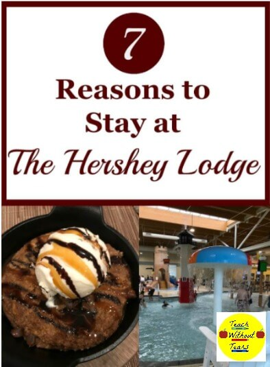 Looking for a place to stay in Hershey, Pennsylvania? Here are 7 reasons to stay at the Hershey Lodge.