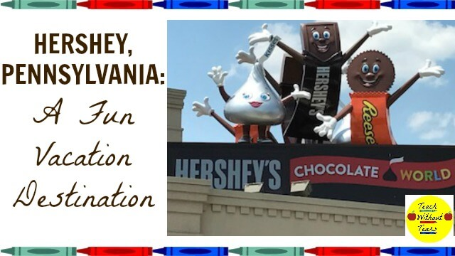 Hershey, Pennsylvania is an amazing vacation destination. Find out where to stay and what to do while you're visiting the Sweetest Place on Earth.