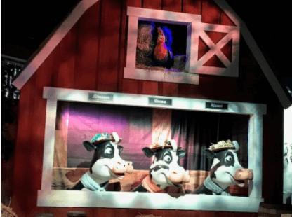 Hershey's Chocolate World Ride