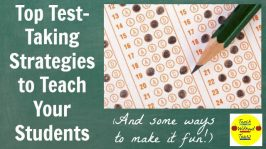 Top Test-Taking Strategies to Teach Your Students