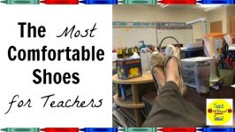 The Most Comfortable Shoes for Teachers