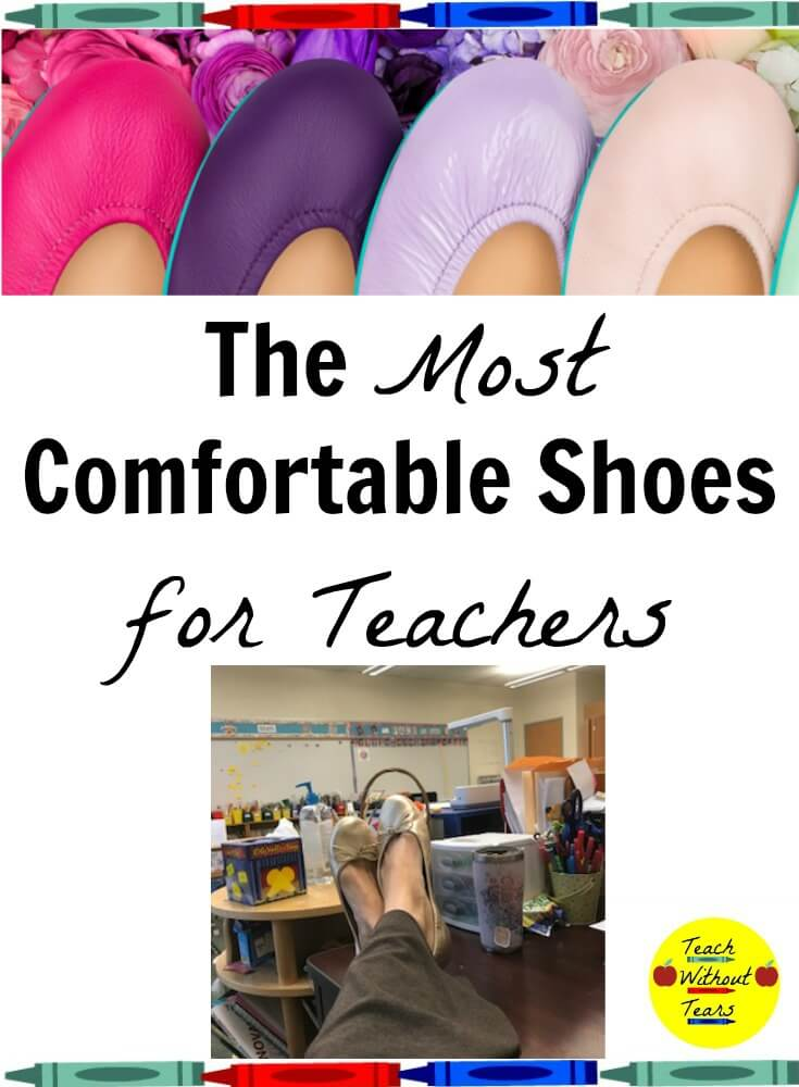 Teaching is a hard enough job without worrying about sore feet and blisters.  Avoid those problems with these comfortable shoes for teachers.
