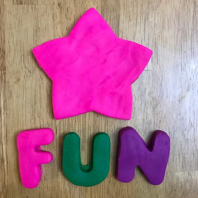 "play-doh, a fun learning activity to beat the ""summer slide"""