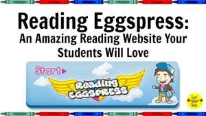 Reading Eggspress: Reading Practice My Students Love