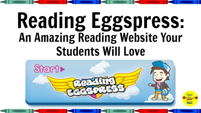 Reading Eggspress is a reading website your students will love! They will practice reading passages, answering comprehension questions, and practicing spelling and vocabulary.