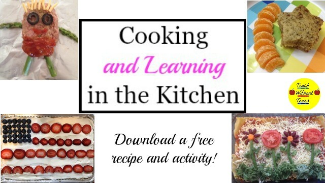 Cooking and Learning in the Kitchen
