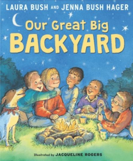 Our Great Big Backyard for the Big Backyard Challenge