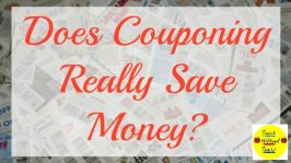 Does Couponing Really Save Money?