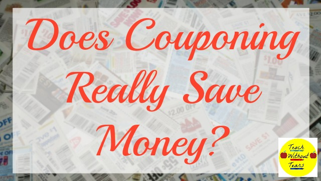 Can you save money by couponing? Find out my top tips for saving money at the grocery store.