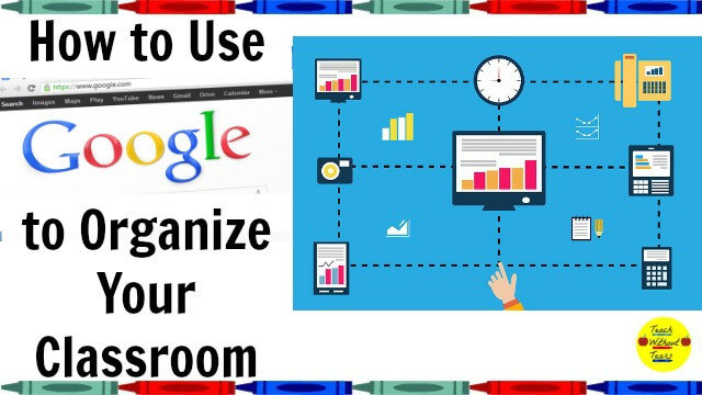 Do you lose papers, miss meetings, or have tons of folders on the desktop of your computer? Find out how to use Google to organize your classroom.
