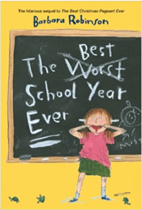 The Best School Year Ever, one of the best upper elementary books