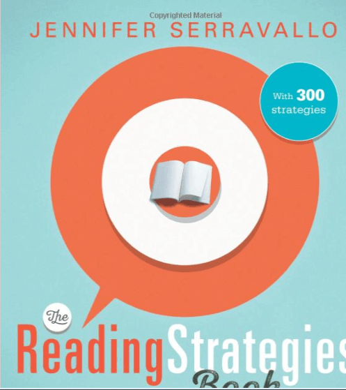 The Reading Strategies Book, one of the must-have reading workshop supplies