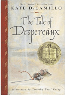 The Tale of Despereaux, one of the best upper elementary books