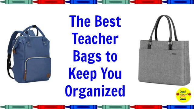 Check out some of the best teacher bags that will keep you organized all school year.
