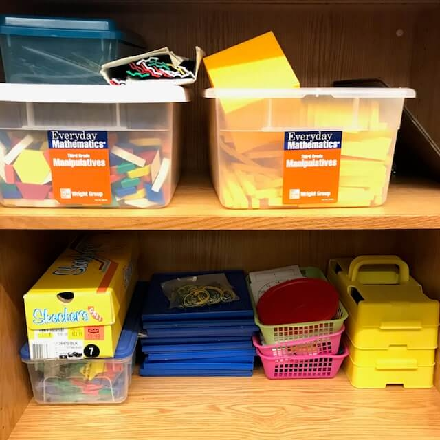math manipulatives, must-have guided math supplies