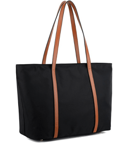 YALUXE Women's Work Tote, one of the best teacher bags