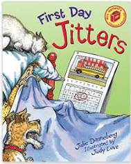 First Day Jitters, one of the back to school picture books