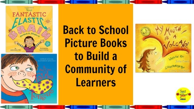 Are you looking for some great back to school picture books to build a community of learners? Here are some of my favorites to teach my students how I expect them to treat each other and behave in the classroom.