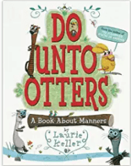 Do Unto Otters, one of the back to school picture books