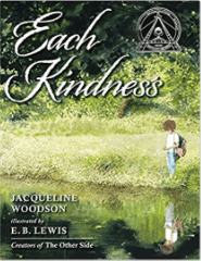 Each Kindness, one of the back to school picture books