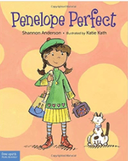Penelope Perfect, one of the back to school picture books