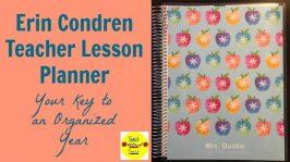 Erin Condren Teacher Lesson Planner: Your Key to an Organized Year