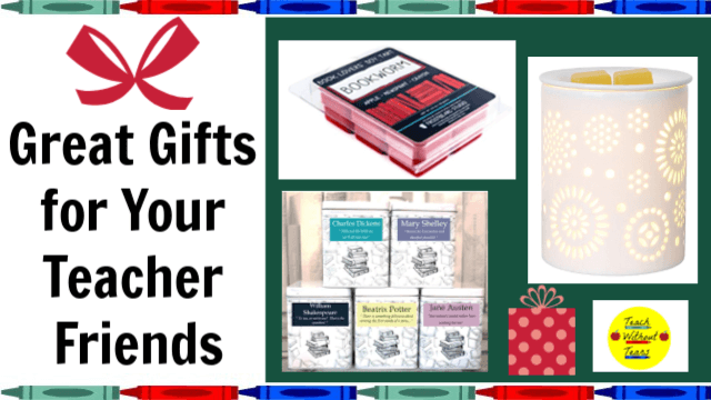 Great Gifts for Your Teacher Friends