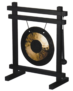 get your students' attention with a gong