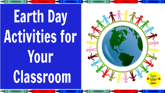 Teach your students about the importance of taking care of our planet with these fun Earth Day activities.