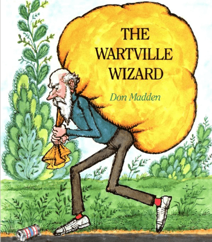 The Wartville Wizard, Earth Day activities