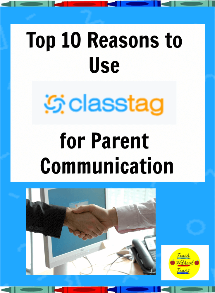 Are you looking for an easy way to keep in touch with your students' parents? ClassTag is just what you need. Find out 10 reasons you should use ClassTag for parent communication.