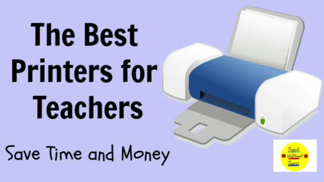 A good printer is a necessity for any teacher. Here are some of the best printers for teachers that will save you time and money.