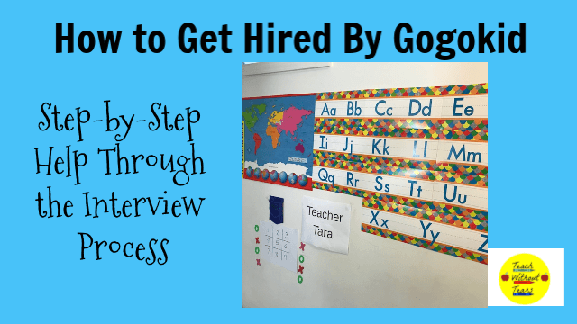 Teaching online for Gogokid is a great way for teachers to make some extra money. Find out all about the steps of the interview process, and sign up today.