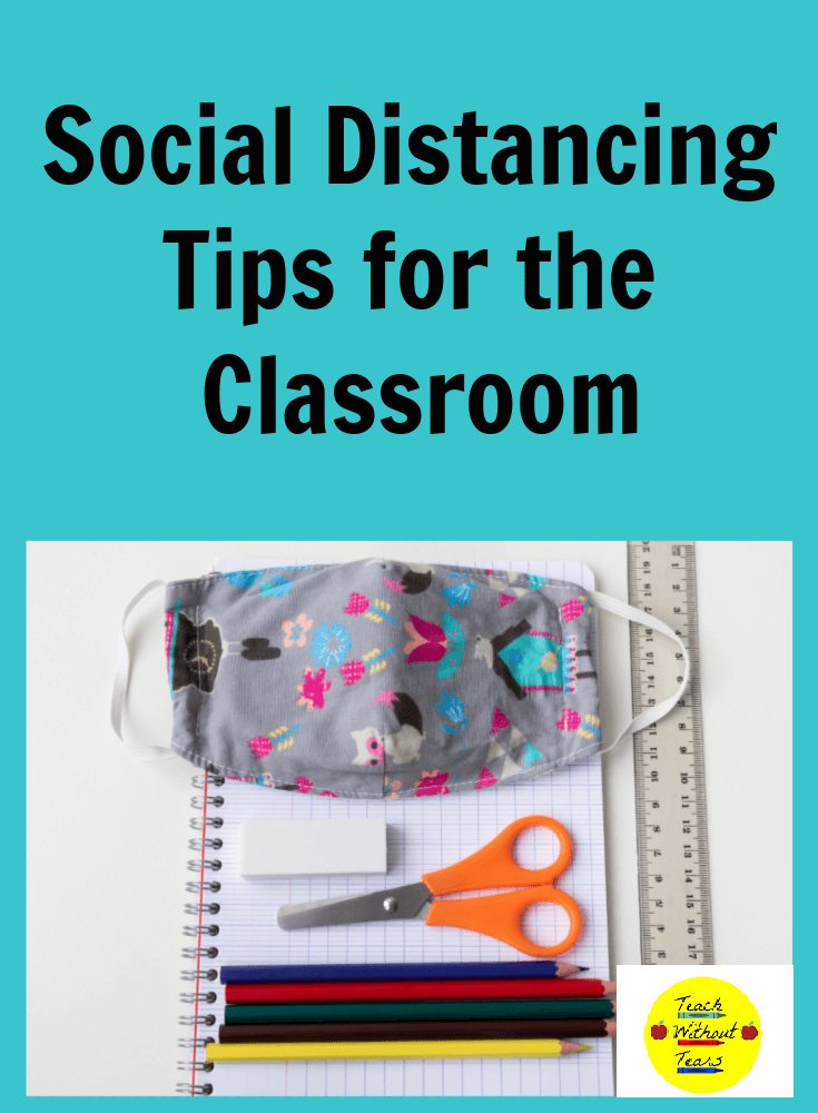 Keep everyone safe and help your students make the transition back to school with these social distancing tips for the classroom.