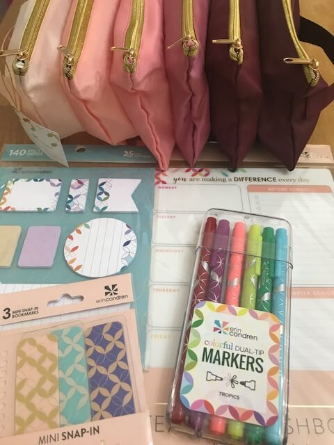 This accessories pack from Erin Condren will help you stay focused and productive.