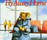 Fly Away Home is a great book to use to teach summarizing and finding themes.