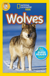 Use National Geographic Readers: Wolves to teach asking and answering questions in informational texts.
