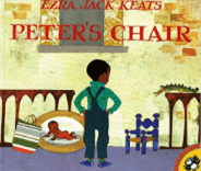 Peter's Chair is a great book to use to teach summarizing and finding themes.