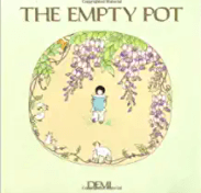 The Empty Pot is a great book to use to teach summarizing and finding themes.